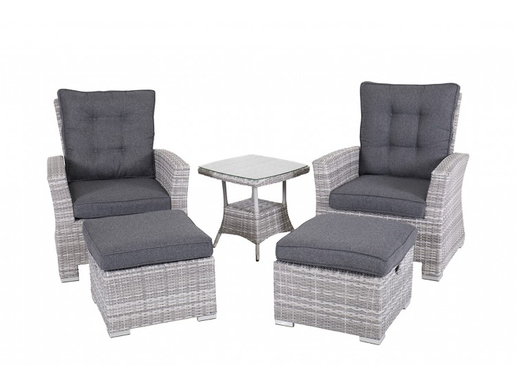 Footrest for Hacienda back reclinning chair
