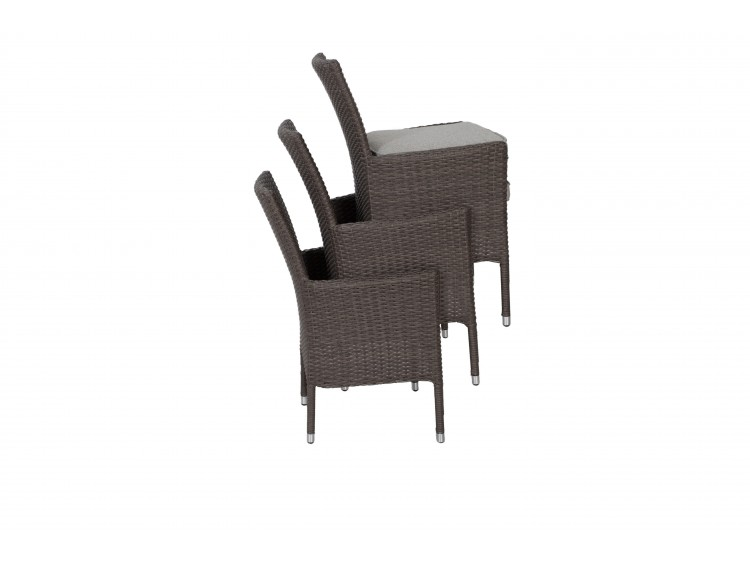 Devon Chair with cushion on stack